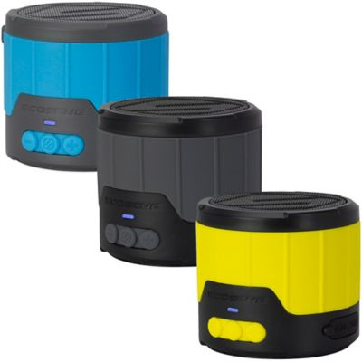 Scosche® boomBOTTLE™ Mini Rechargable Speaker in Blue