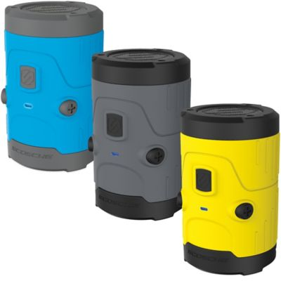 Scosche® boomBOTTLE™ H2O Rechargable Speaker in Yellow