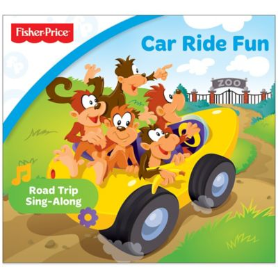 Fisher-Price® Car Ride Fun Road Trip Sing-Along CD