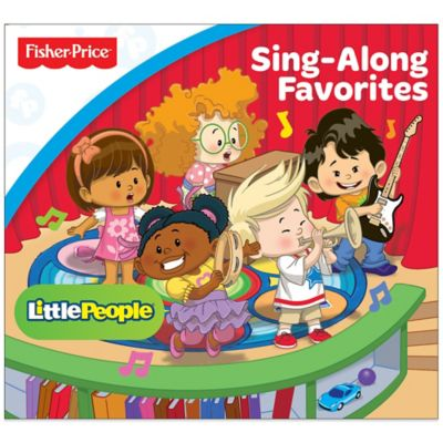 Fisher-Price® Little People® Sing-Along Favorites CD
