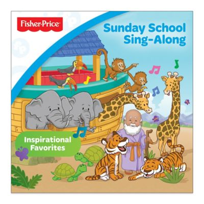 Fisher-Price® Little People: Sunday School Sing-Along CD