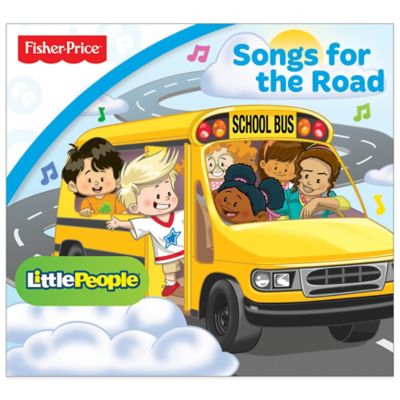Fisher-Price® Little People® Songs for the Road CD