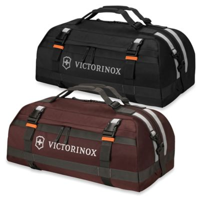 Victorinox® CH-97™ 2.0 Mountaineer Duffle Backpack in Black