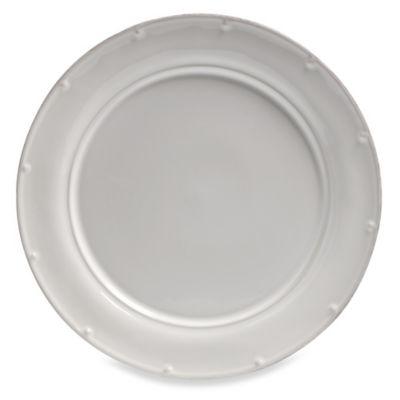 Meridian White 11.25-Inch Plain Dinner Plate