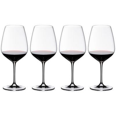 Riedel® Heart to Heart Cabernet Sauvignon Buy 3 Get 4 Value Set