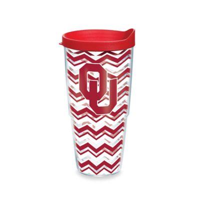 Tervis® University of Oklahoma 24 oz. Chevron Wrap Tumbler with Lid
