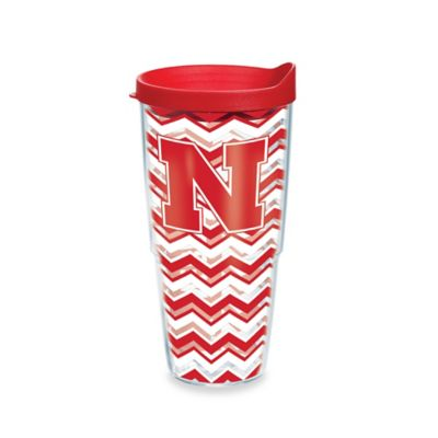 Tervis® University of Nebraska 24 oz. Chevron Wrap Tumbler with Lid