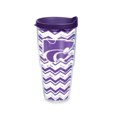 Tervis® Kansas State University 24 oz. Chevron Wrap Tumbler with Lid