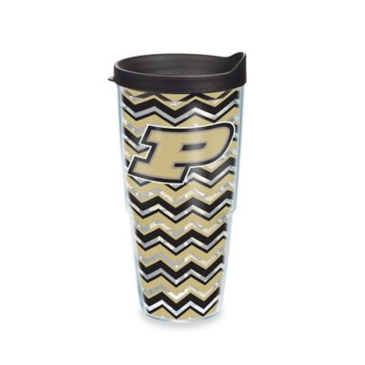 Tervis® Purdue University 24 oz. Chevron Wrap Tumbler with Lid