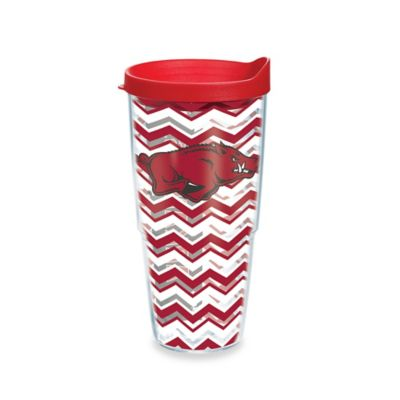 Tervis® University of Arkansas 24 oz. Chevron Wrap Tumbler with Lid
