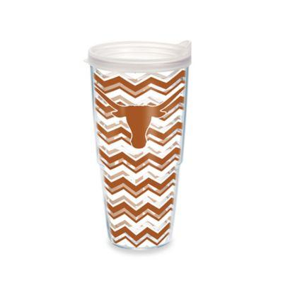 Tervis® University of Texas 24 oz. Chevron Wrap Tumbler with Lid