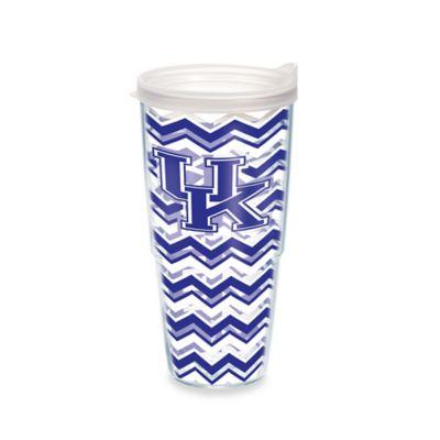 Tervis® University of Kentucky 24 oz. Chevron Wrap Tumbler with Lid