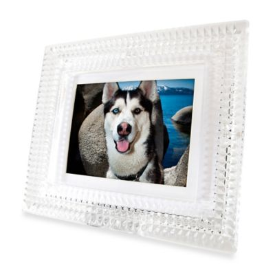 Waterford® Crystal 8-Inch Digital Photo Frame