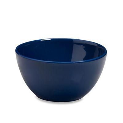 Real Simple® Large Serving Bowl in Marine Blue