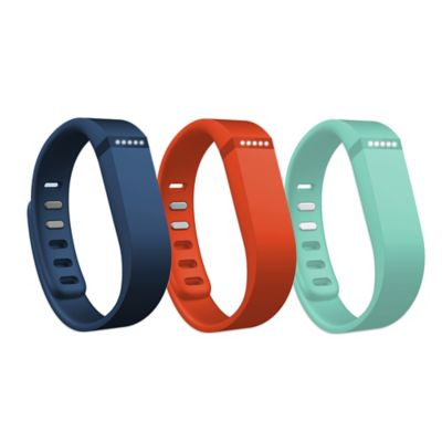 Fitbit™ Flex™ Small Wristband Accessory 3-Pack