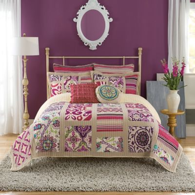 Anthology™ Maddie Full/Queen Quilt