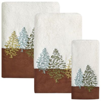 Croscill® Wilderness Hand Towel