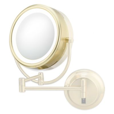 Brass Beauty Mirrors