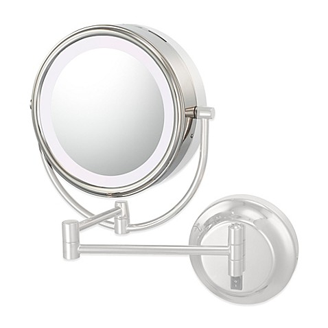 Bed Bath And Beyond X Magnifying Mirrors Led