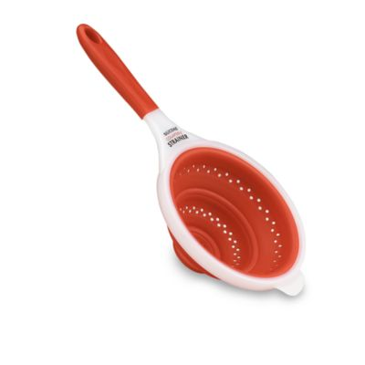 Dexas® Expandable Strainer in Red