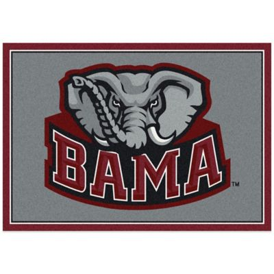 University of Alabama Team Rug