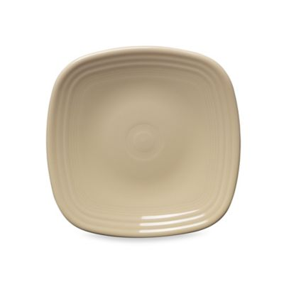 Fiesta® Square Salad Plate Open Stock Plates