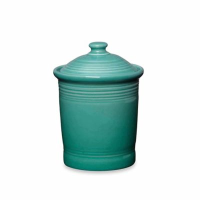 Fiesta® Small Canister in Turquoise