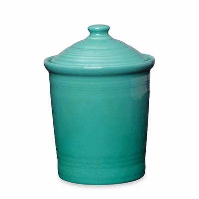 Fiesta® Medium Canister in Turquoise