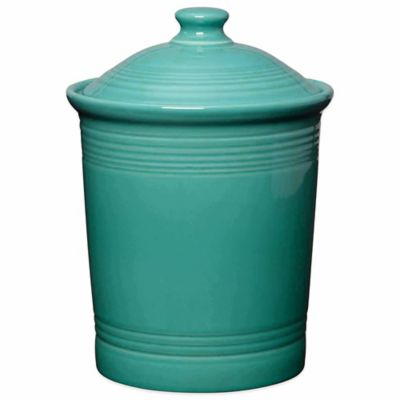 Turquoise Canister