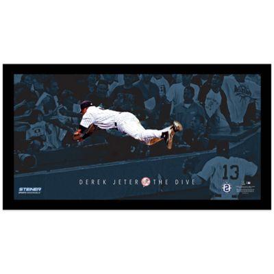 Derek Jeter Moments The Dive Frame