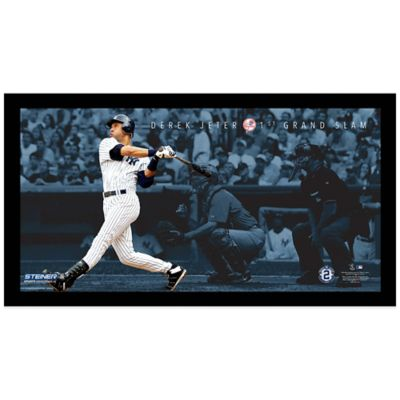 Derek Jeter Moments 1st Grand Slam Frame