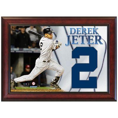 MLB Framed Collage