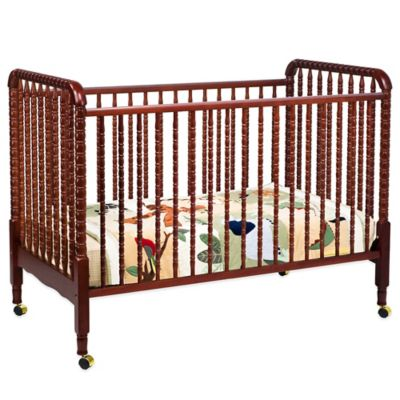 DaVinci Jenny Lind Stationary Crib in Cherry