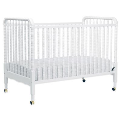 DaVinci Jenny Lind Stationary Crib in White
