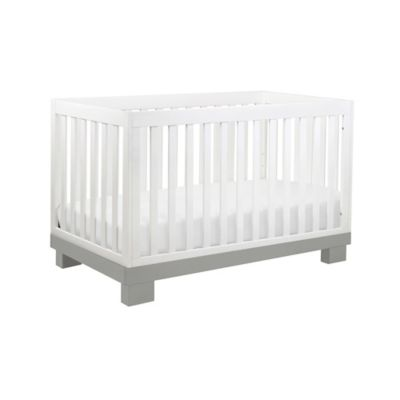 Grey and White Baby Furniture