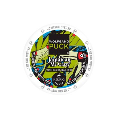 Keurig® K-Cup® Pack 18-Count Wolfgang Puck® Jamaica Me Crazy™ Coffee