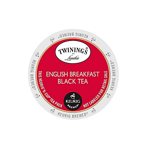 Keurig® K-Cup® Pack 18-Count Twinings of London® Classics English Breakfast Tea