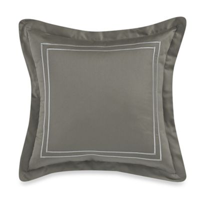 Baratta Stitch 18-Inch Square Throw Pillow