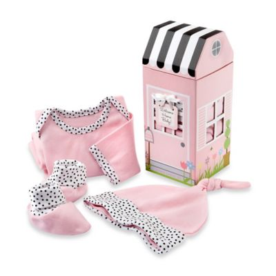 Baby Aspen Layette Set