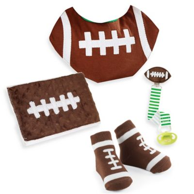 Mud Pie® 4-Piece Football Gift Set