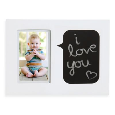 Pearhead Baby Talk Photo Frame