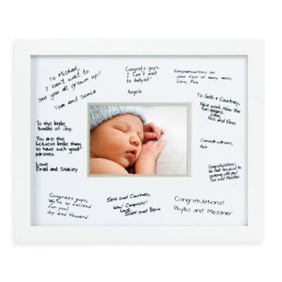 Baby Matting and Framing
