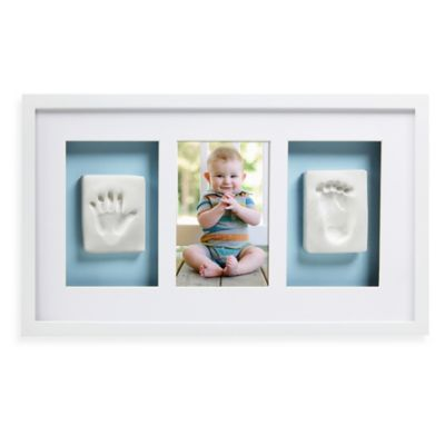 Pearhead Deluxe Babyprints Photo Frame