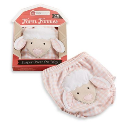 Baby Aspen Farm Fannies Down-Home Diaper Cover