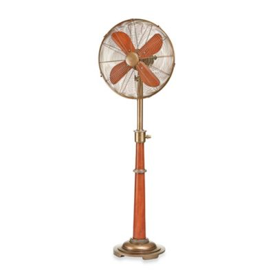 Deco Breeze® Savery 16-Inch Standing Floor Fan