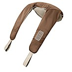 HoMedics® Percussion Back and Shoulder Massager with Heat