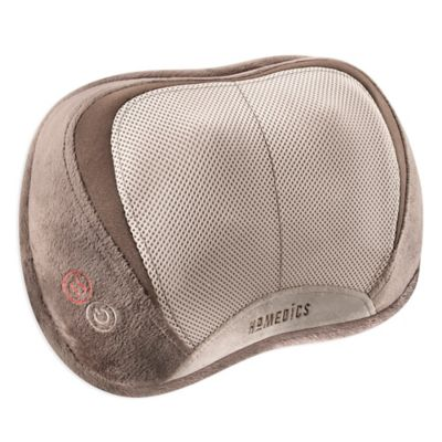 HoMedics® 3-D Shiatsu Vibration Massage Pillow with Heat