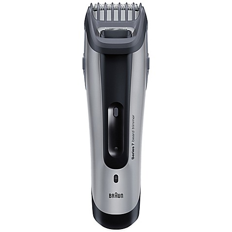buy braun series 7 beard trimmer from bed bath beyond. Black Bedroom Furniture Sets. Home Design Ideas
