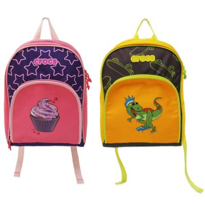 Crocs™ Pre-School Backpack in Pink/Cupcake
