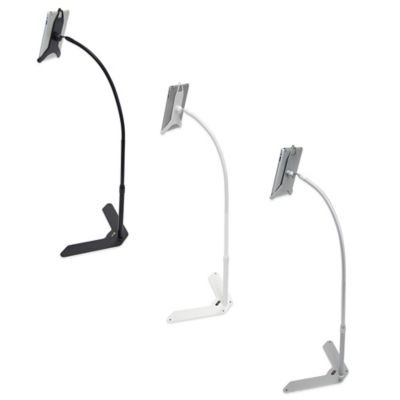 Standzout® Standzfree™ Tablet Floor Stand in White